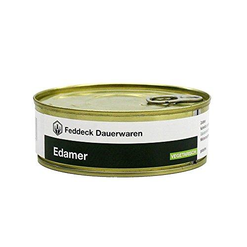 Dosenkäse Edamer, 200g, mit Ring-Pull-Verschluss
