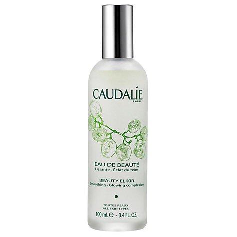 Caudalie Beauty Elixir, 100 ml para todas las pieles que carecen de luminosidad/aprieta los poros y proporciona una ráfaga instantánea de brillo/excepcional tratamiento de tez antiaburrido.