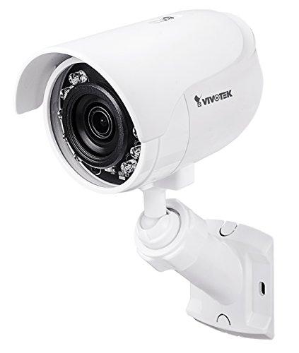 VIVOTEK IB8360 telecamera di sorveglianza Telecamera di sicurezza IP Interno e esterno Capocorda Bianco 1920 x 1080 Pixel
