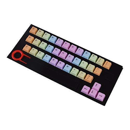 TAPDRA 37 Keys PBT Keycaps for Mech…