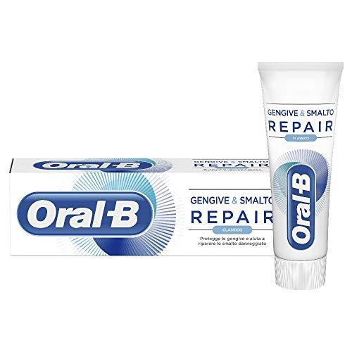 Oral-B Dentifricio Gengive e Smalto Repair Classico, 75ml
