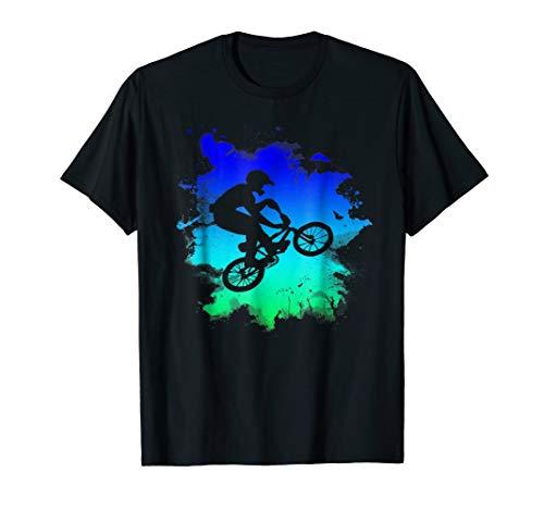 BMX Bike T-Shirt For Riders