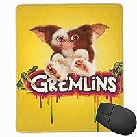 グレムリン マウスパッド ゲーミング 耐久性が良い 滑り止めゴム底 オフィス 会社用 家庭用 縦型 レーザー&光学式マウス対応