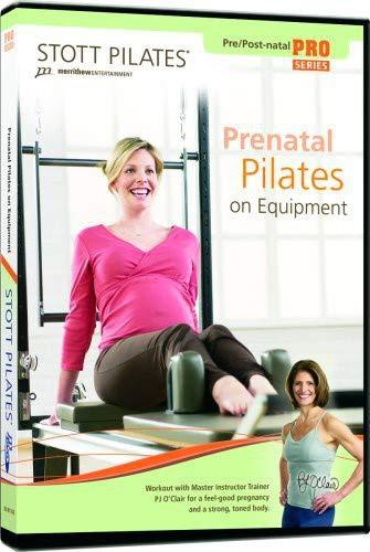 Stott Pilates: Prenatal Pilates On Equipment [Edizione: Stati Uniti] [Reino Unido] [DVD]