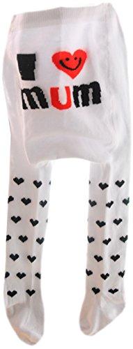 Soft Touch baby panty I Love Mum 68 74 White Mama