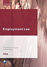 Employment Law 2015 (Blackstone Legal Practice Course Guide)