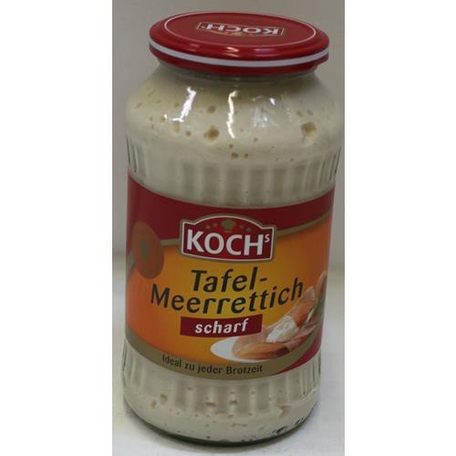 KOCHs - Tafelmeerrettich scharf - 700g