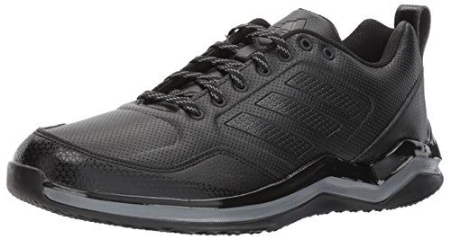 adidas Men's Speed Trainer 3 SL Cross, Black/Black/Iron, 9.5 Medium US