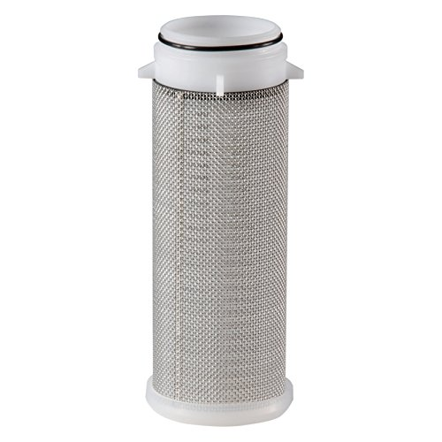 iSpring FWSP500 Spin Down Sediment Filter Replacement Cartridge, 500 Micron, White