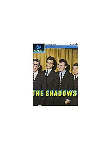 Big Hits Of The Shadows. Partitions pour Ligne De Mélodie, Paroles et Accords(Boîtes d\'Accord)