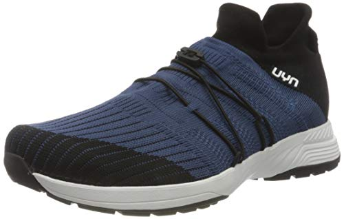 UYN Herren Free Flow Tune Schuhe, Blue/Black, 45 EU