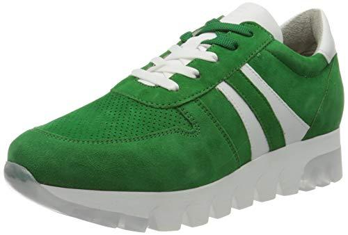 Tamaris Damen 1-1-23749-24 Sneaker, Grün (Green Suede 714), 41 EU