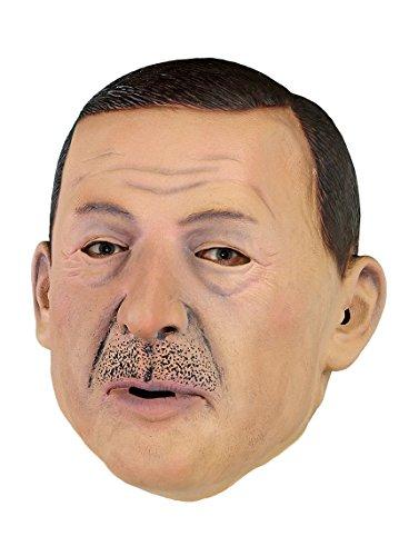 MW Politiker Maske (Recep Tayyip Erdogan)