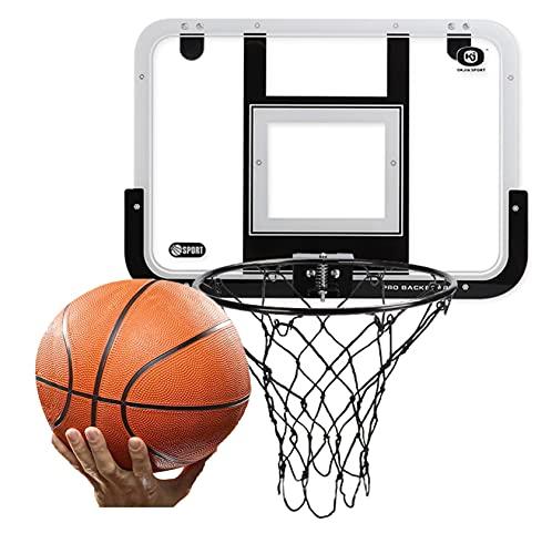 Canasta de Baloncesto Mini Aro De Baloncesto, Kit De Aro De Baloncesto Montado En La Pared con Bolas, Regalos De Cumpleaños para Niños Y Niñas Juguetes De Baloncesto (Size : 59x40.5cm)
