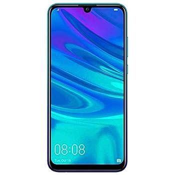 Huawei P Smart 2019  32GB 3GB  6.21  FHD+ Display Dual Camera 3400 mAh Battery 4G LTE GSM Dual SIM Global Unlocked  Pot-LX3  - International Version - No Warranty  Blue