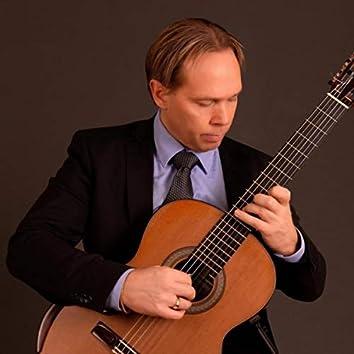 Violin Partita No.2 in D minor, BWV 1004: III. Sarabanda (Arr. For Guitar)