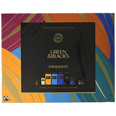 green & black's organic connoisseur collection, 540g Green & Black's Organic Connoisseur Collection, 540g 41dAk4vQtNL