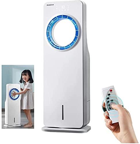 DTWC Refrigerador de Aire del Ventilador de frío 7000btu Acondicionador de Aire portátil de Tres en uno Acondicionador de Aire de pie 3 Velocidad del Ventilador Pantalla LED Digital