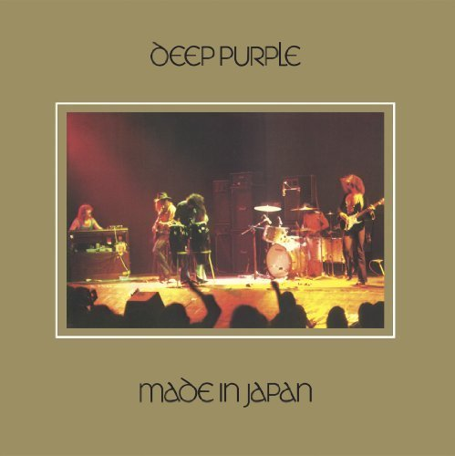 Made In Japan (2xCD) by Deep Purple (2014-05-27)