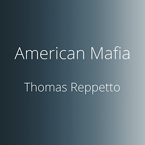 American Mafia audiobook cover art