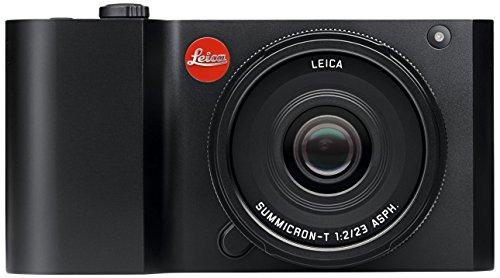 Leica T Corpo MILC 16,3 MP CMOS 4944 x 3274 Pixel Nero