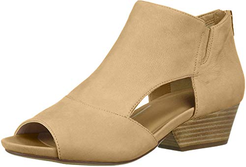 Naturalizer Women's Greyson Ankle Boot, Barley, 6 M US