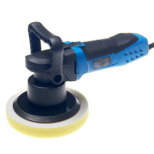 KATSU 850W Power Dual Action Polishing Machine Car Boat Motorbike Polisher 150MM