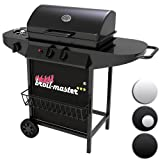 Broil-master Barbecue a gas BBQ grill 2+1