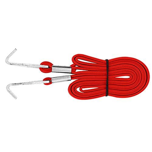 OKBY bagageband - Duuti bagageband, stretch-elastische spanbanden met haken Bikes Rope Outdoor Hanging Tools