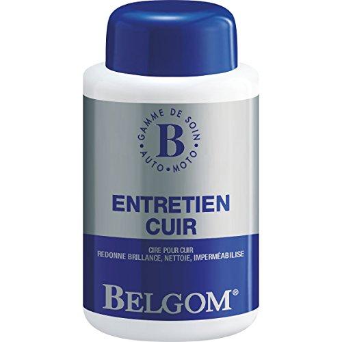Belgom 11.0250 Entretien Cuir, 2...