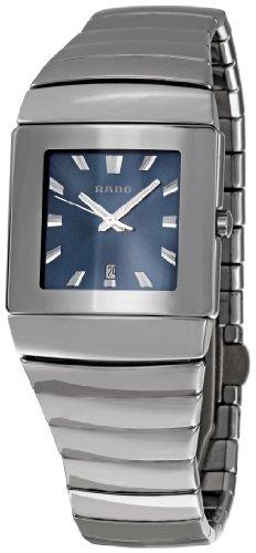 Reloj Rado Sintra para Hombre en cerámica Gris Esfera Azul R1343212