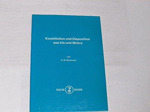 Konstitution und Disposition aus Iris und Sklera