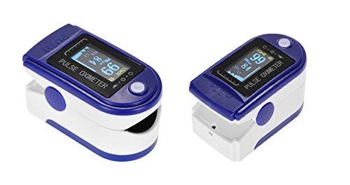 Anself 2PCS Mini strumento di ispezione con display LCD, adatto a persone di tutte le età