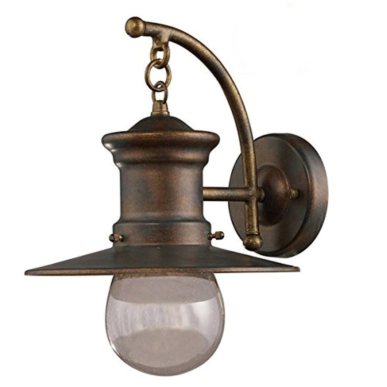 消去一回旅行玄関照明 玄関 照明 LED 門柱灯 門灯 外灯 屋外 42006HBLD KICHLER キチラー ブラケット 照明器具 E17 LED電球