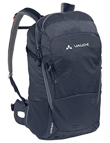 VAUDE Damen Rucksaecke20-29l Women's Tacora 26+3, Allround-Rucksack für Wandern und Alltag mit erweiterbarem Volumen, eclipse, Einheitsgröße, 129777500