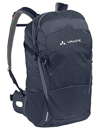 VAUDE Damen Rucksaecke20-29l Women\'s Tacora 26+3, Allround-Rucksack für Wandern und Alltag mit erweiterbarem Volumen, eclipse, Einheitsgröße, 129777500