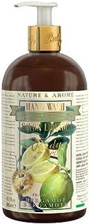 ルディ(Rudy) RUDY Nature&Arome Apothecary ネイチャーアロマ アポセカリー Hand Wash ハンドウォッシュ(ボディソープ) Bergamot ベルガモット 300ミリリットル (x 1)