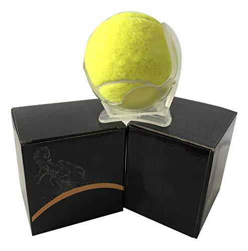 Clevoers Tennis Ball Halter Clip Transparent, Strapazierfähiges Tennisball Halter Tenniszubehör
