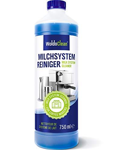 WoldoClean Milchsystemreiniger 750ml entfernt - für Kaffeeautomaten und externe Milchaufschäumern