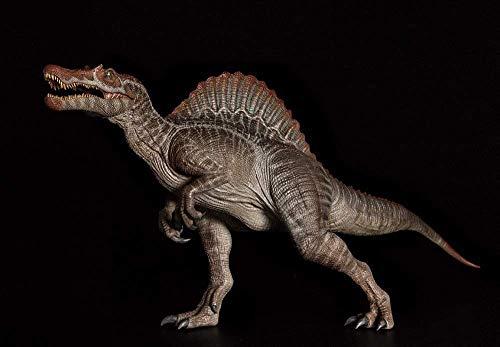 erddcbb Original Spinosaurus Supplanter Usurpateur Dinosaur Toy Doll 1/35 Scale Dinosaur Toys Estatua Mandíbula móvil