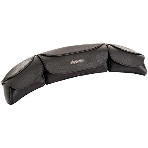 Tour Master Coaster Mens SL Windshield Street Motorcycle Bag - Black/One Size