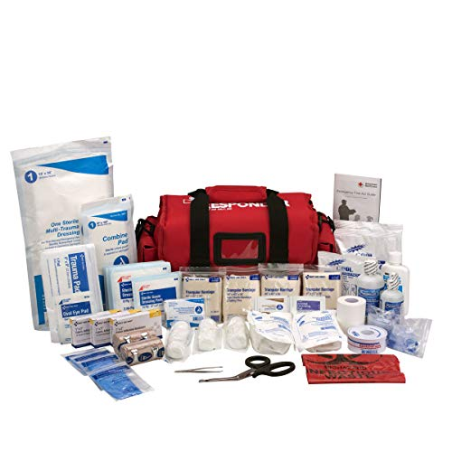 first aid only made first aid kits First Aid Only 158 Piece First Aid Emergency Kit (520-FR)