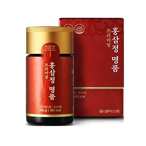 Seoulyaksasinhyup El concentrado de extracto de ginseng rojo premium 6 años de ginseng rojo 240g