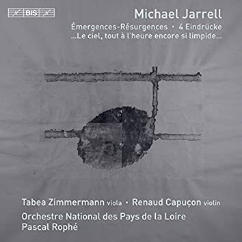 Michael Jarrell: Orchestral Works