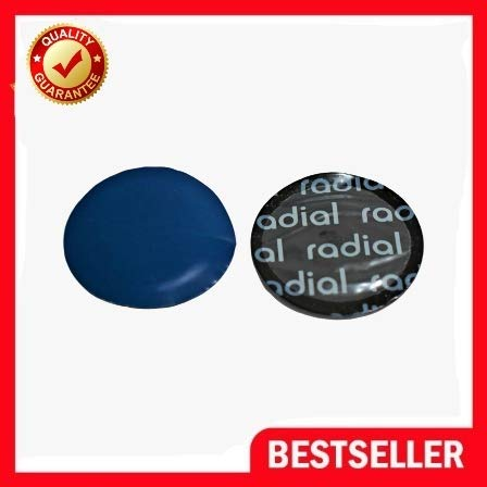 "All Purpose Tire Repair Radial Vulcanizing Patch 1-5/8"" Inch 500 Ct. BULK BUY -  Netmagic, PR45"