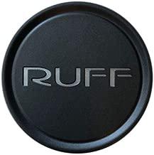 RUFF Racing Wheels R2 S215K68 (FB) RR2GS Gun Metal Center Cap