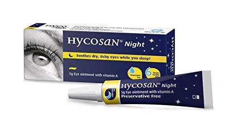 Hycosan Night – Lacri-Lube alternative eye ointment