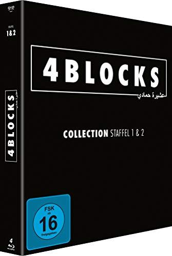 4 Blocks - Collection Staffel 1+2 [Blu-ray]