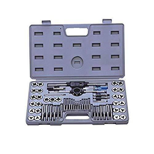 cassetta attrezzi jbm JBM 50793 - Cassetta con 60 Maschi e filiere