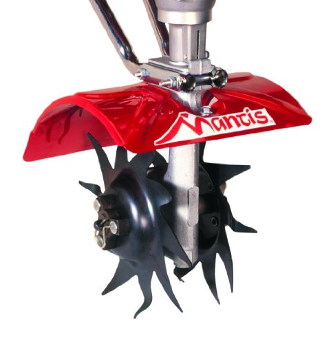 Mantis 6222 Power Tiller Furrower Tines for Gardening